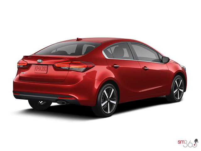 2017 kia forte sx new kia aylmer kia gatineau. Black Bedroom Furniture Sets. Home Design Ideas
