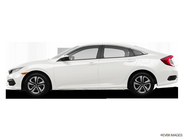 2016 Honda Civic Berline LX New Honda