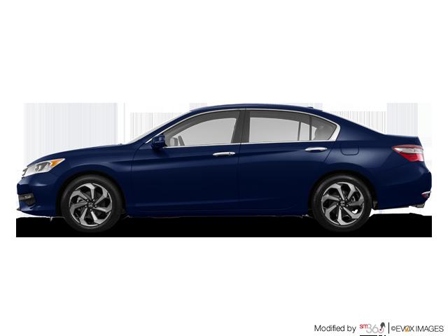 2017 Honda Accord Berline EX-L   New Honda   Lallier Honda ...