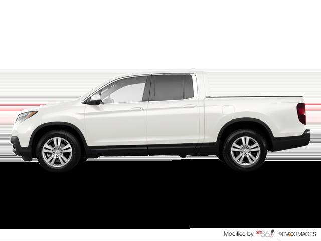 2017 Honda Ridgeline LX | New Honda | Lallier Honda 40/640