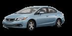 Honda Civic Hybride BASE 2015