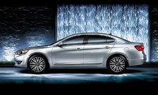 2016 Kia Cadenza: luxury and reliability