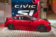 Honda presents the next Honda Civic Si