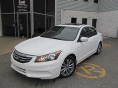 Honda Accord Ex-l+cuir+Pneus neuf+Garantie jusqu'a 200.000km 2011