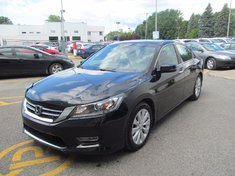 Honda Accord Sedan Ex-L-Cuir-Toit-Clé intelligente 2013