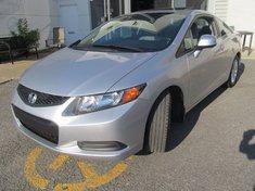 Honda Civic Cpe EX+Toit ouvrant+Bluetooth 2012