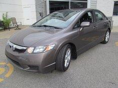 Honda Civic Sport-Interieur noir+Usb 2009