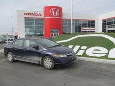 Honda Civic DX-G BERLINE + GARANTIE 10ANS/200.000KM 2007