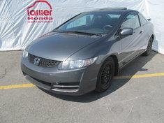 Honda Civic LX COUPÉ + GARANTIE 10 ANS/200.000KM 2009