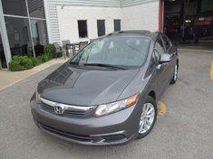 Honda Civic EX-Toit ouvrant-Garantie Prolongée gratuite 2012