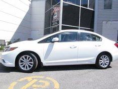 Honda Civic EX-Garantie jusqu'A 200.000km 2012