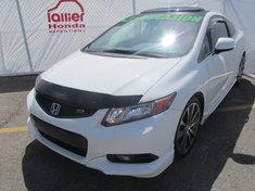 Honda Civic SI/HFP TRÈS RARE  + garantie 10ans/200,000km 2012