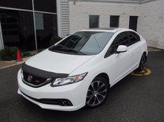 Honda Civic SI-Garantie gloabal jusqu'en septembre 2020 2013