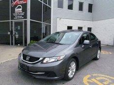 Honda Civic EX-Garantie 10 ans ou 200.000km 2013