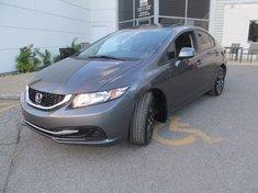 Honda Civic EX Garantie 10 ans 200 000KM 2013
