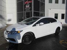 Honda Civic EX + GARANTIE 10 ANS/200,000KM 2013