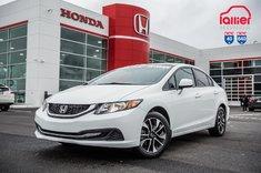 Honda Civic EX berline + garantie 10ans/200.000km 2013