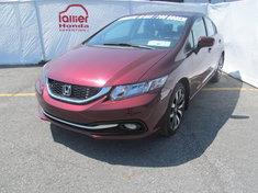 Honda Civic Touring + GARANTIE 10ANS/200.000KM 2014