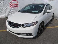 Honda Civic SI BERLINE + GARANTIE 10 ANS/200.000KM 2015
