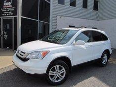 Honda CR-V EX-L NAVY-Cuir-Navigation 2011