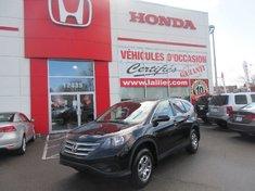 2013 Honda CR-V LX 4X4
