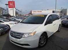 Honda Odyssey EX+Pneus hiver+Garantie jusqu'A 200.000KM 2012