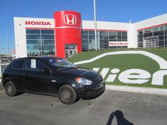 Hyundai Accent SE 2010