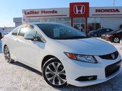 2012 Honda Civic Coupe SI  *taux d'interet a partir de 1.99%*