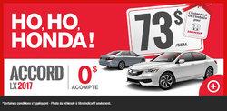 Louez la nouvelle Honda Accord 2017 aujourd'hui!