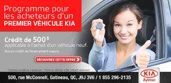 Achat du premier véhicule Kia