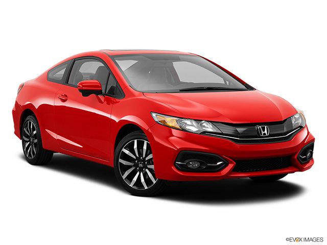 2014 honda civic coupe ex l navi new honda lallier for Honda civic ex 2014